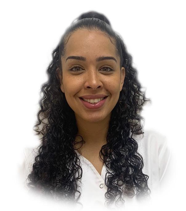 Emanuelle SILVA DE SOUZA, apprentie assistante dentaire de 1er année